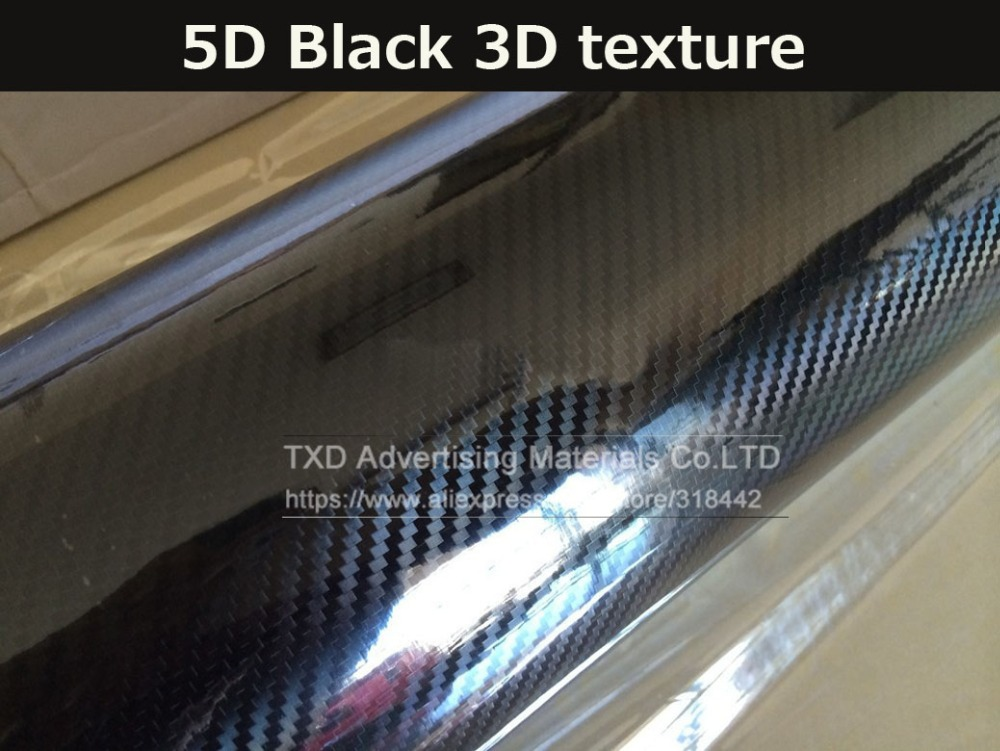 Image 2 - New arrival 5D carbon fiber with more colors for choice Blue red silver grey pink 5D carbon film 10/20/30/40/50/60x152CM/LOT-in Car Stickers from Automobiles & Motorcycles