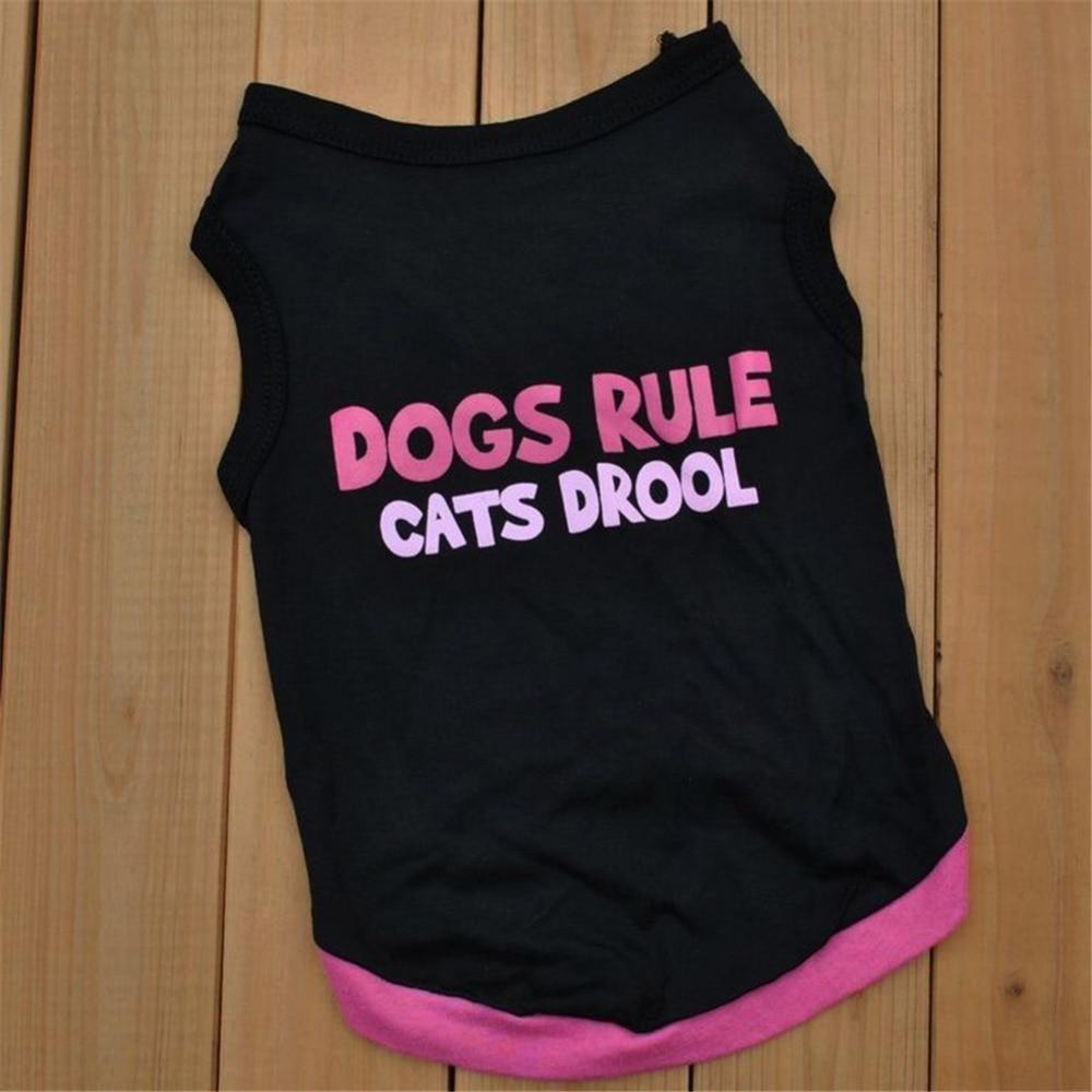 Clothing I Give Free Kisses Small Dog Shirts  My Pet World Store
