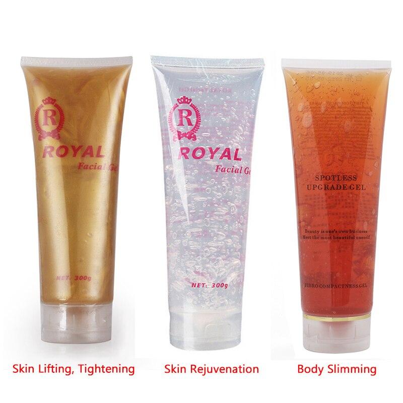 Beauty Ultrasonic Massage Gel RF Cavitation Body Slimming Skin Firming Lifting Tighten Inject Gel For Beauty Machine 300ml/300g