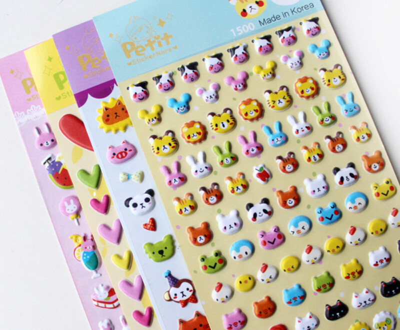 1 Sheet 6 Die Mosquito Repellent Patch Smiling Face Cartoon Anti Mosquito Sticker Memo Scrapbooking Dairy Sticker Punctual Timing Back To Search Resultsoffice & School Supplies