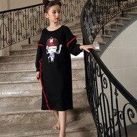 2018 fall big girls dress long sleeve long dress 14 12 years old teens clothing kids costume girl clothes