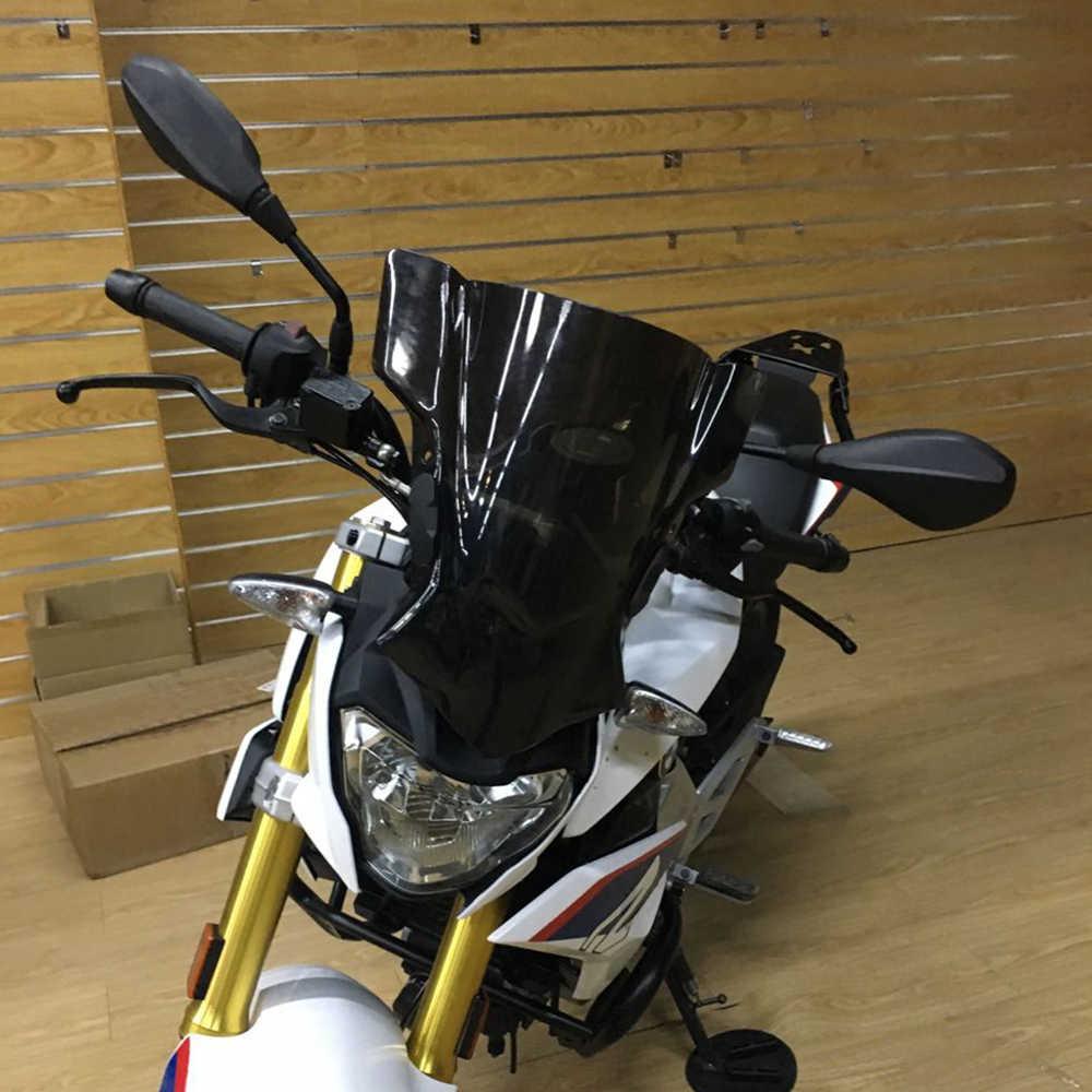 Мотоцикл Регулируемый новый ветер Экран лобовое стекло для Yamaha MT03 MT25 MT07 FZ07 MT09 FZ09 FZ1 FZ8 YZF R6 SR400