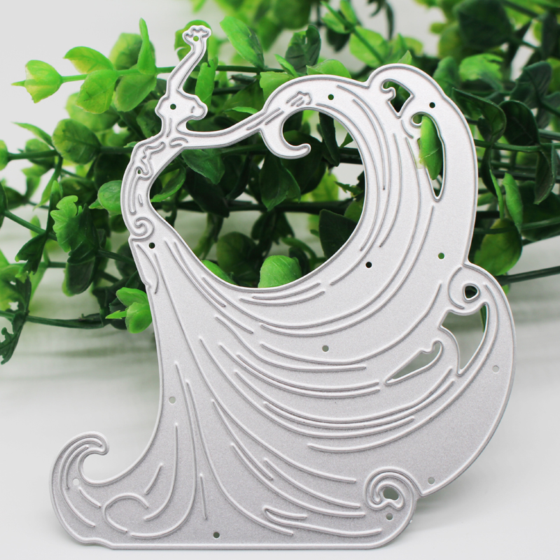 Dancing Girl 2019 New Metal Cutting Dies Mold Decoration Scrapbook Paper Craft Knife Mould Blade Punch Stencils in Cutting Dies from Home Garden