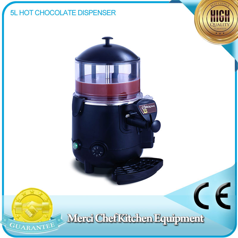 Chocolate Machine 5L Hot Chocolate Dispenser Commercial Machine Perfect for Cafe, Party, newby chocolate
