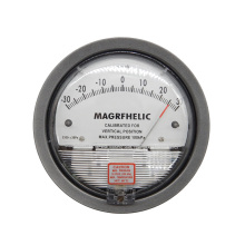 3000pa high pressure differential pressure gauge Manometer gas Micro manometer available With high quality