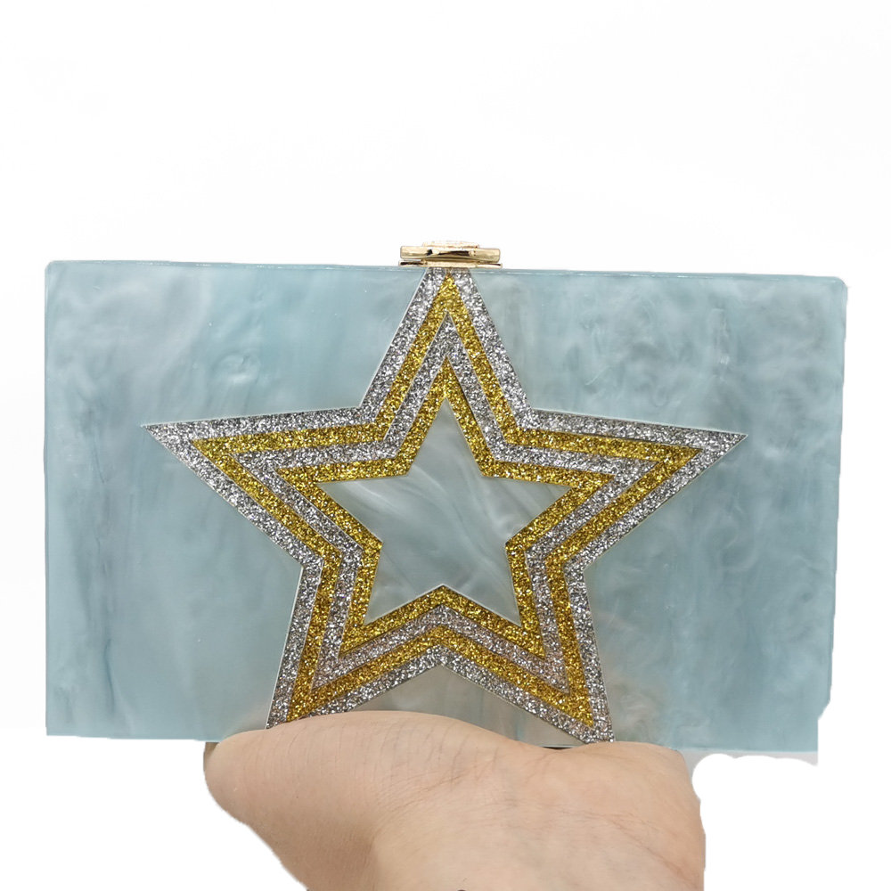 Star Acrylic Bag (11)