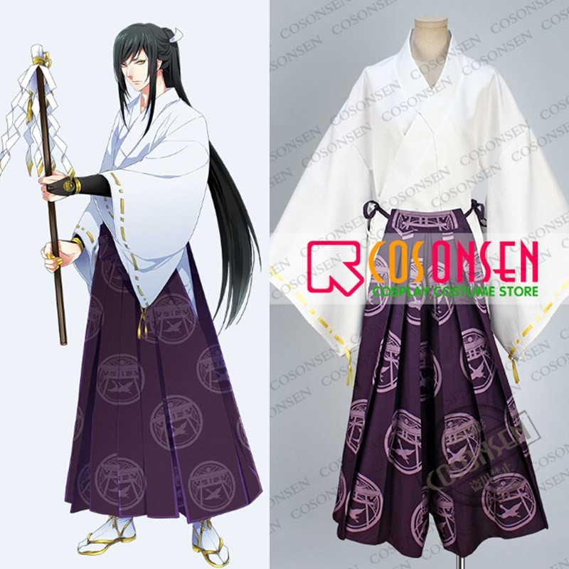 COSPLAYONSEN Touken Ranbu Taroutachi Casual Clothing Cosplay Costume All Size Custom Made