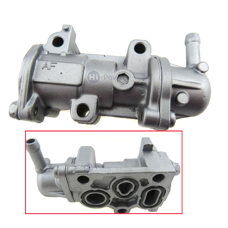 Idle Air Speed Control Valve 16500-P0A-A01 Replacement For Honda 97-01 Prelude CRV F22 H22 VTEC B20 16500P0AA01 Original