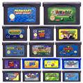 Nintendo 32 Bit Video Game Cartridge Console Card Super Mari Series English Language Edition