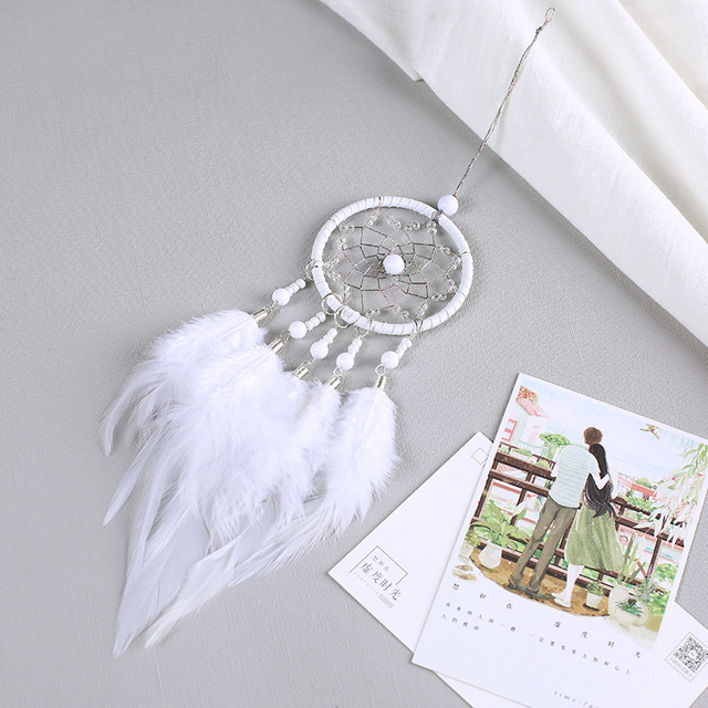 Multi-color Dreamcatcher for Cars