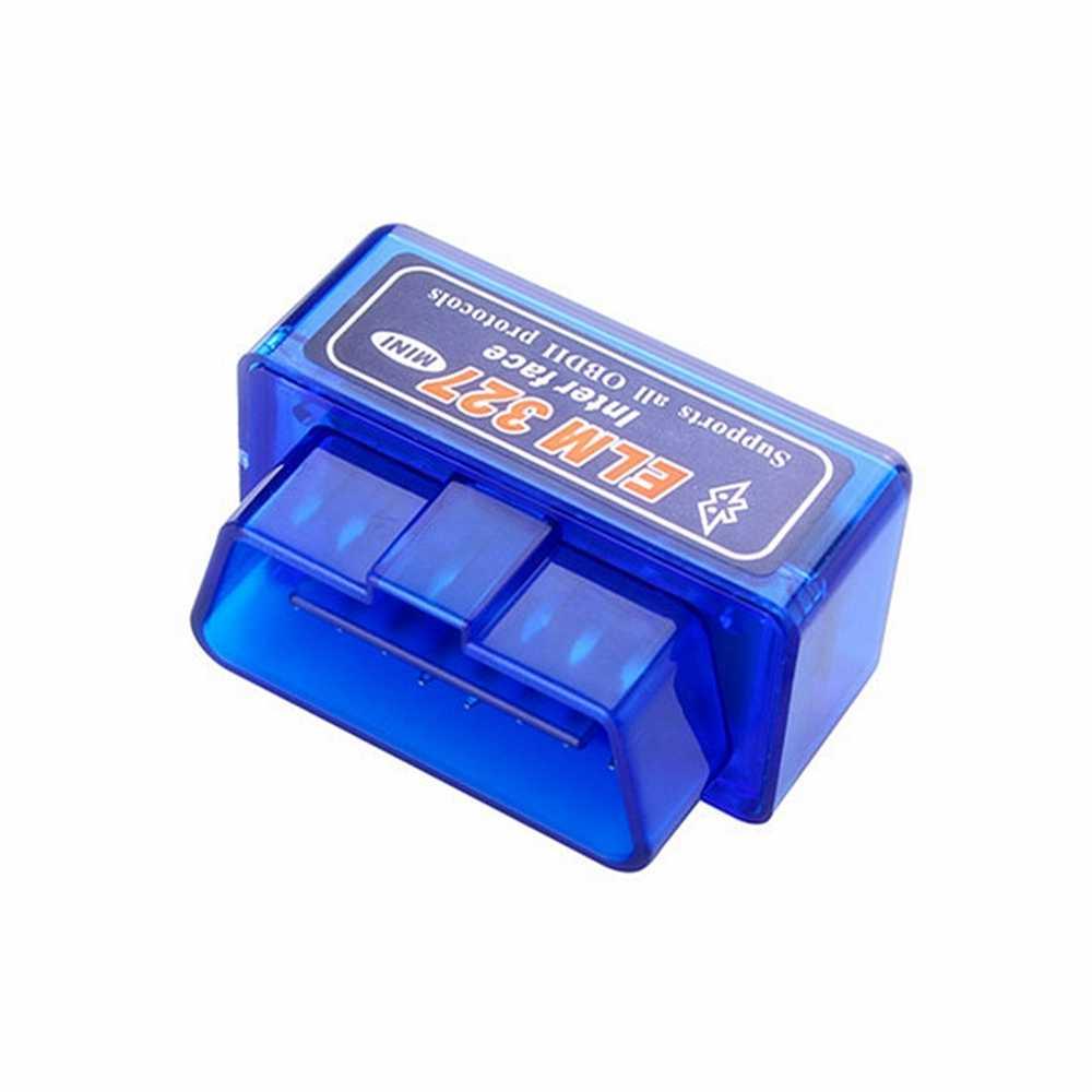 ELM327 V2.1 Bluetooth OBD OBD2 Code Reader CAN-BUS Supports Multi-Brand Cars Multi-Language ELM 327 BT V2.1 Works Android/PC C