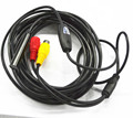 9mm 2M/5M/7M/10M  AV Endoscope Camera 450,000 Pixels LED illumination