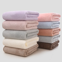 Hotel Adult Tube Top Coral Fleece Bath Towel Absorbent Quick drying Thickening Soft Bath Towel