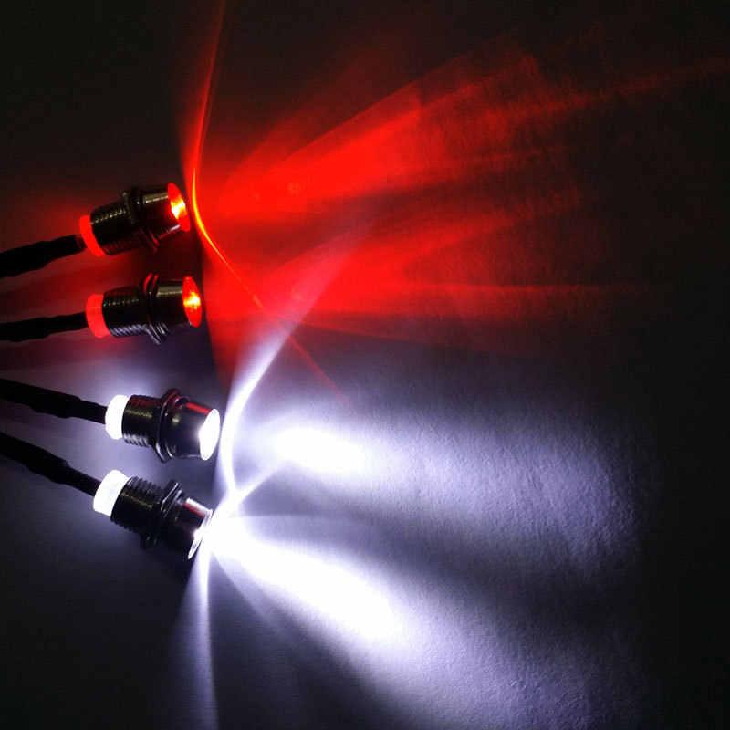 2/4 Lichten 70cm Lengte RC LED Night Koplampen Koplampen 3/5mm LED Licht voor Model Drift Crawler auto Voor RC Auto NSV775