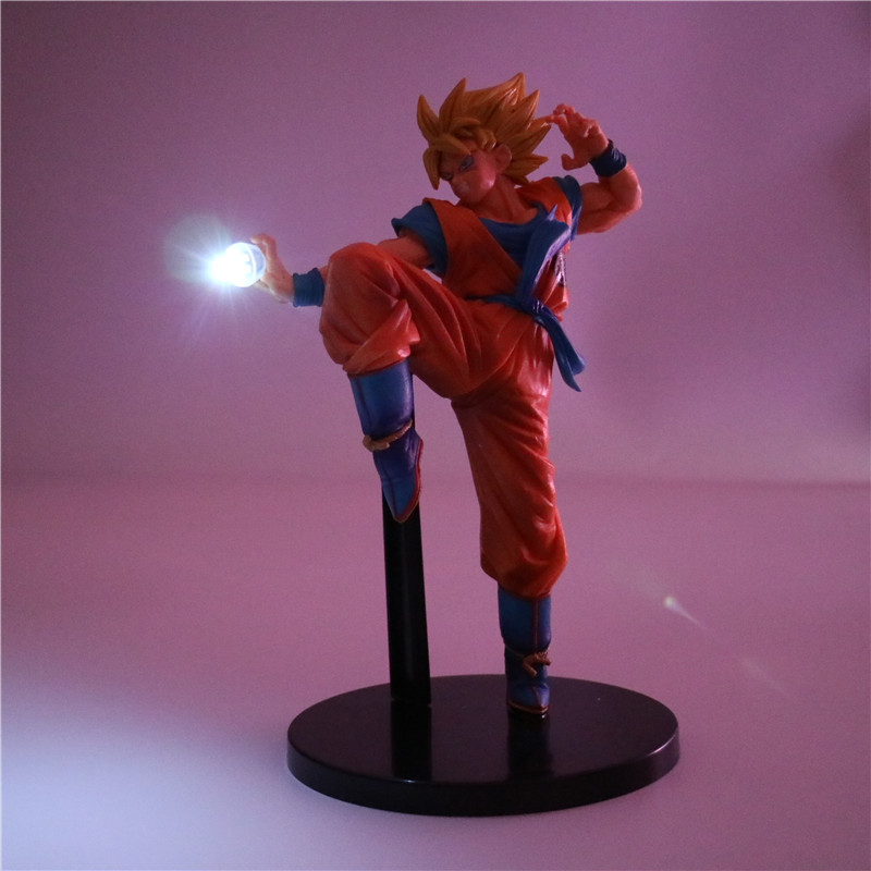 Reliable Dragon Ball Z Broly Led Light Super Saiyan Action Figures Led Head Lighting Pvc Anime Dragon Ball Broly Diy Led Light Dbz Led Lamps