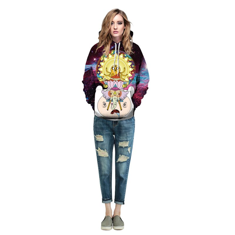 Space Galaxy Hoodies Men/Women 3d Sweatshirts Cartoon Space Galaxy Hoodies Men/Women HTB1Z9InQXXXXXcTaXXXq6xXFXXXg