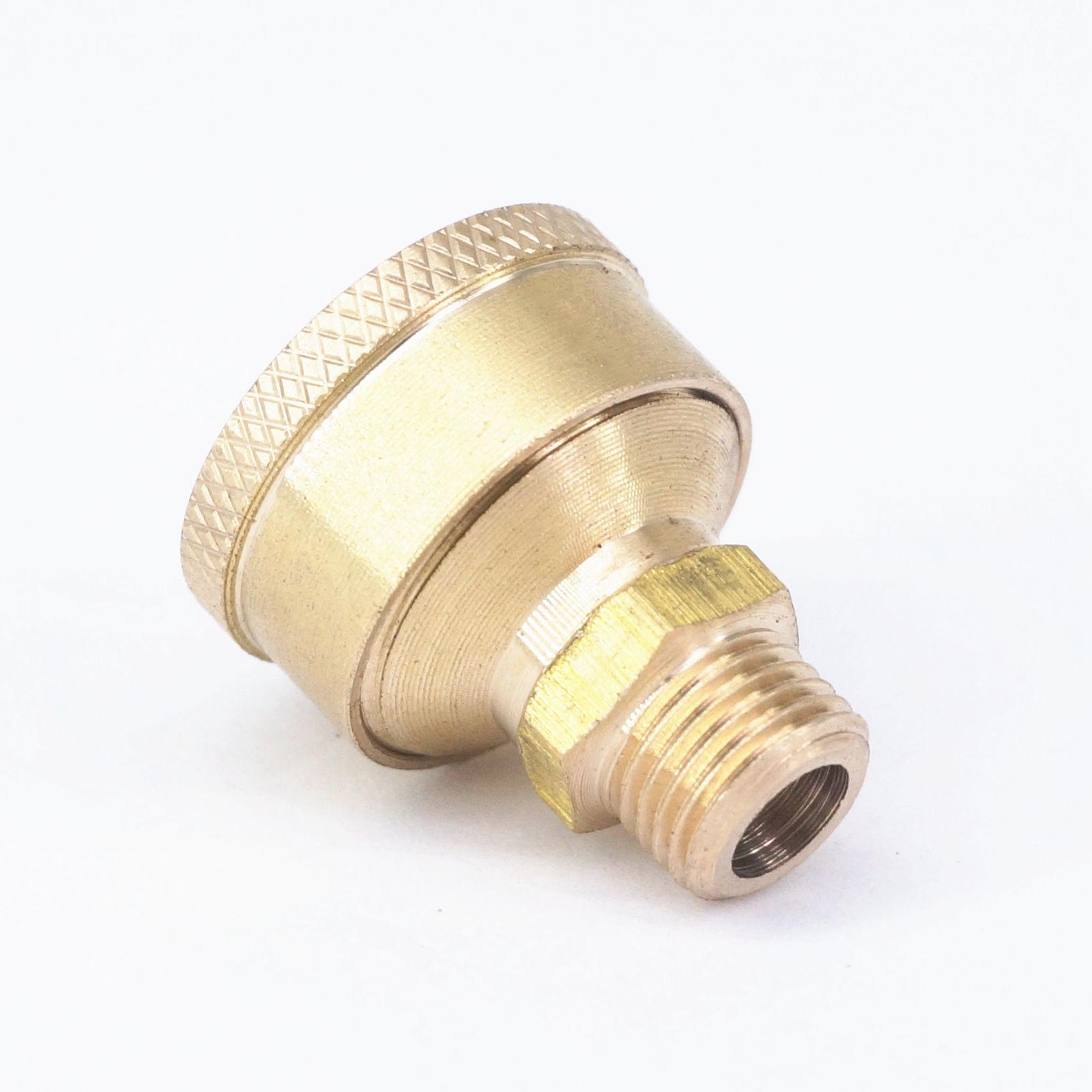 M10 x 1mm 3ml Brass Grase Oil Cup Oiler Screw Cap Hit & Miss Gas Steam Tractor Fuel Engines Motor
