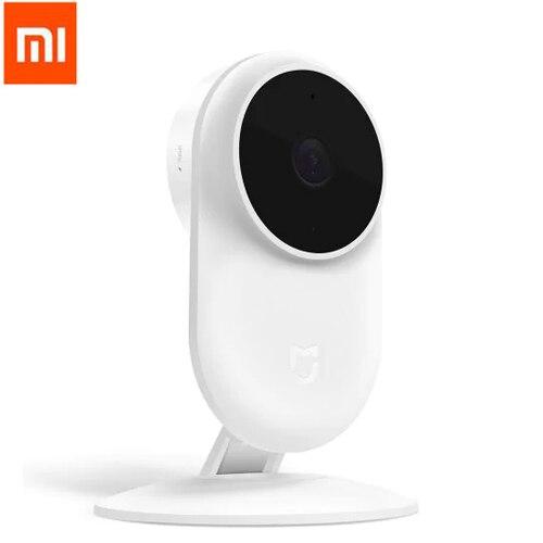 Brand New MIJIA Xiaomi smart camera 1080 P qualidade AI humanóide inteligente de detecção de infravermelho night vision full duplex chamada de voz