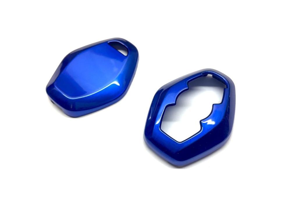 Жесткий пластиковый глянцевый разноцветный БЕСКЛЮЧЕВОЙ дистанционный защитный чехол для ключа КРЫШКА ДЛЯ BMW Алмазный дистанционный ключ E46 E39 E38 Z3 Z4 E83 E53