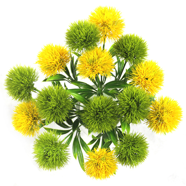 Artificial Dandelion Flower