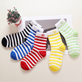 Comfort Infant Socks Striped Cotton Clothes Boy Girl Sock Spring Autumn Outerwear Kids Tracksuit Children Clothing Free Shipping