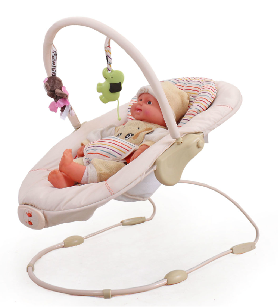 Little Newborn Baby Rocking Chair Cradles Chairs Electric Multifunctional  Music Babies Cradle Kids Happy Mother Activity