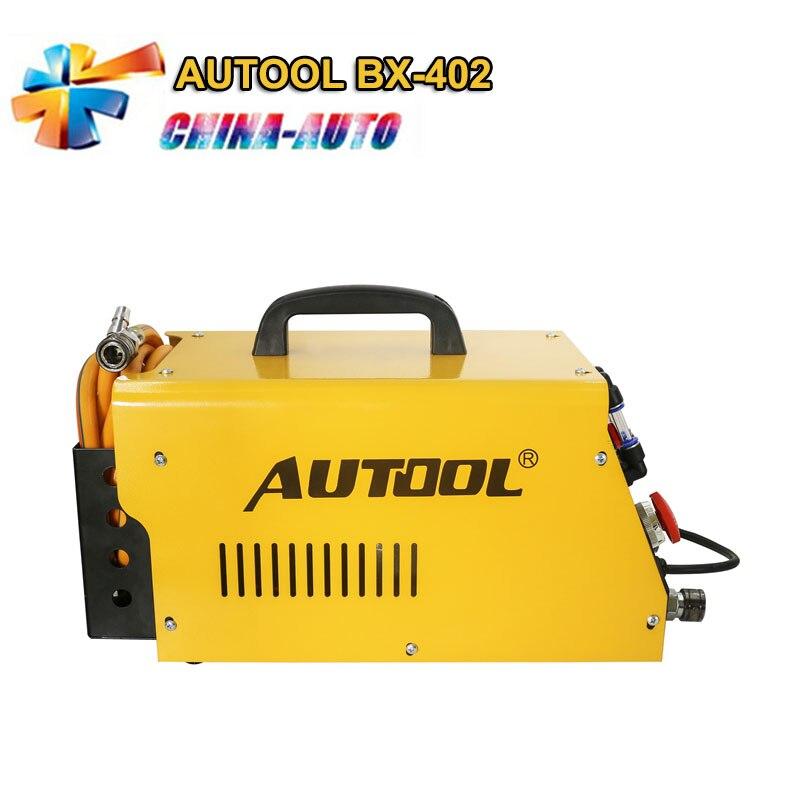 AUTOOL BX 402 профессиональная Автоматическая тормозной жидкости Bleeder кровотечение инструмент BX 402 тормозной жидкости Bleeder BX 402 тормоз для 12 В