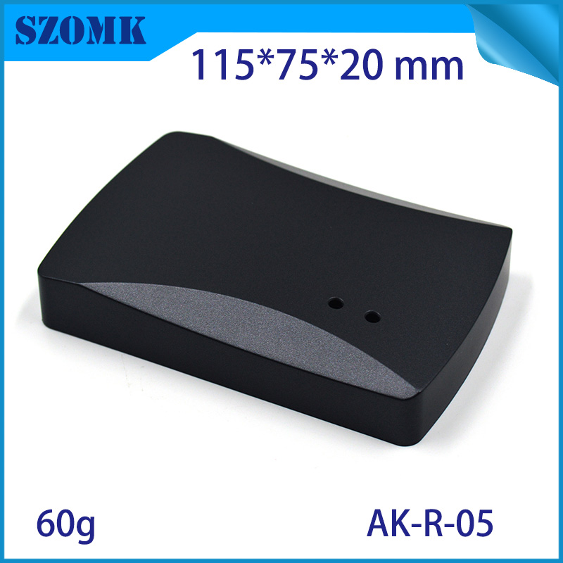 Image 2 - 4 pcs, 115*75*20mm RFID plastic electronic housing card reader device enclosure access control plastic box electronics enclosure-in Connectors from Lights & Lighting
