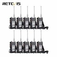 10pcs Black Radio Holster Accessories for Retevis RT82 Digital Walkie Talkie Amateur Radio J9127H