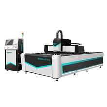Songli 1000w fiber laser cutting machine metal laser 3015 metal plate machine tool stainless steel plate cutting fast delivery