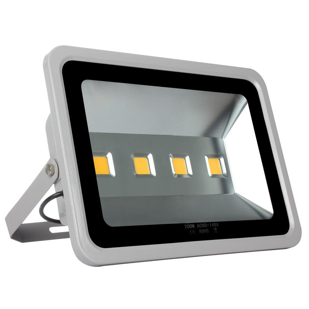 4pcs led flood light 100w 150w 200w 300w 400w refletor led. Black Bedroom Furniture Sets. Home Design Ideas