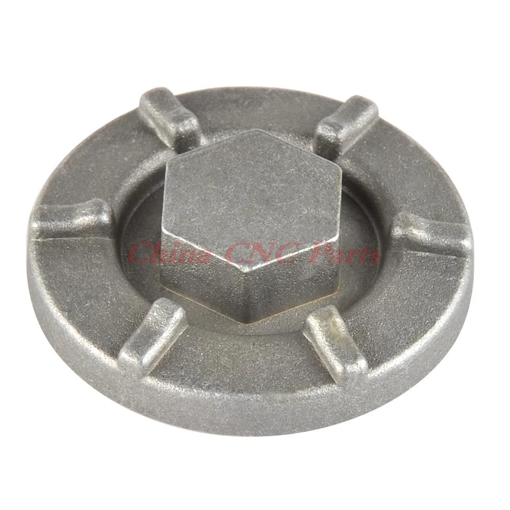 Yamaha YFZ350 W Banshee 2007 Magnetic Oil Sump Plug Bolt //Washer x2 8340431