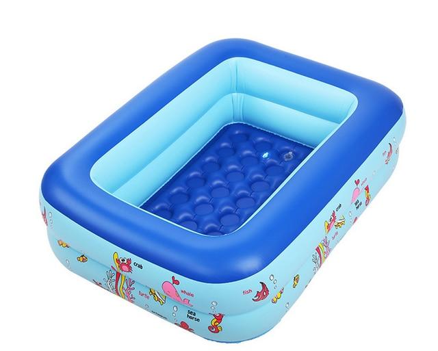 Vasca Da Bagno Per Neonati : Dewel estate metro piscina gonfiabile per bambini piscina