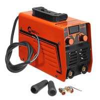 ZX7 200C Handheld IGBT Inverter MMA ARC Welding Mini Welder Machine 25 300A 220V free shipping