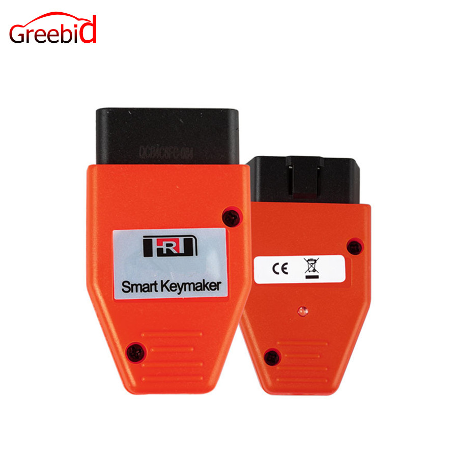 Buy Quality For Toyota Smart Key Maker OBD for 4D and 4C Chip for toyota g and for toyota h chip vehicle obd remote control key programmer smart transponder key maker with power switch