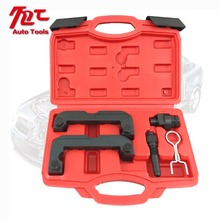 T40133 5PC Timing Tool Set For VW AUDI 2.8L 3.0T TFSI  And New A6L 2.5L 30FSI Q5 A5 3.2L V6 Gasoline Chain Engine