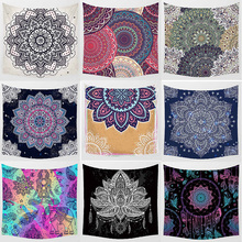Fashion Mixture styles  mandala tapestries wall hanging tapestry home decoration square size 1500mm*1500mm