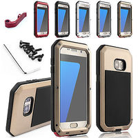 IPX3 Phone Case For Samsung Galaxy S3 S4 S5 S6 S7edge Note 4 5 Shockproof Waterproof