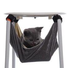37*37& 48*48 см S/M кровать для кошки, для питомца, котенка, кошки, гамак, съемная подвесная мягкая кровать, клетки для стула, Kitty Rat, маленькие качели для домашних животных