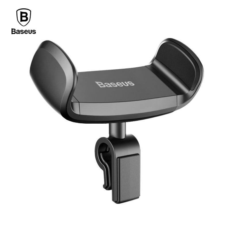 Baseus Universal Car Phone Holder For iPhone X 8 7 360 Degree Air Vent Mount Mobile Phone Holder Support GPS Car Holder Stand