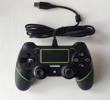 1.5M Wired Gamepad For Playstation 4 Dualshock 4 Joystick Gamepads For PS4 Controller Multiple Vibration 6 Axies For PS4 Console