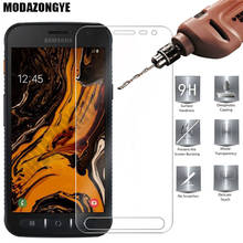 2 Pcs Screen Protector For Samsung Galaxy Xcover 4s Tempered Glass Samsung Xcover 4s SM G398FN SM G398FN/DS Protective Film