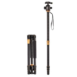 Image 3 - QZSD – trépied professionnel Q999, monopode Portable, tête sphérique détachable, alliage de magnésium et daluminium, photographie pour appareil photo DSLR
