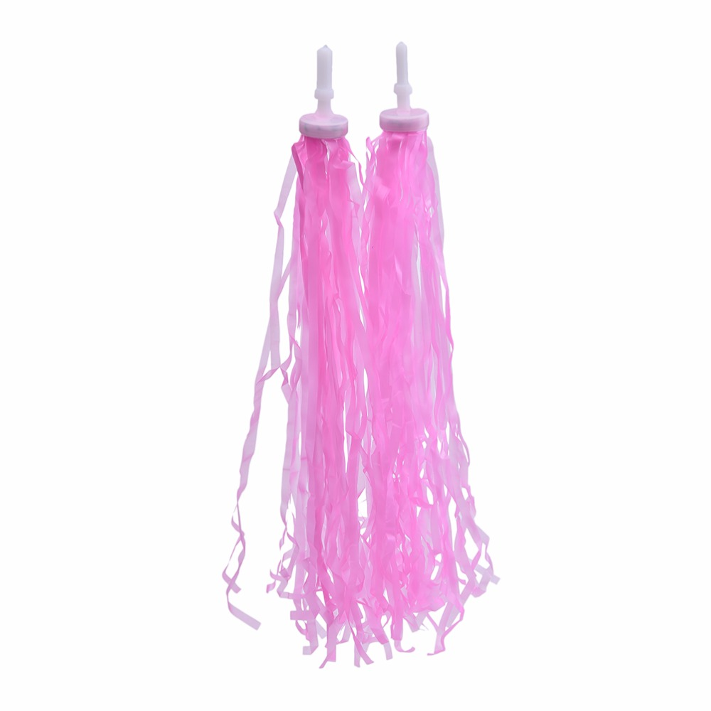 Hot Sale 1pair Tassels Colorful Bicycle Bike Cycling Tricycle Kids Girls Handlebar Streamers | Happy Baby Mama