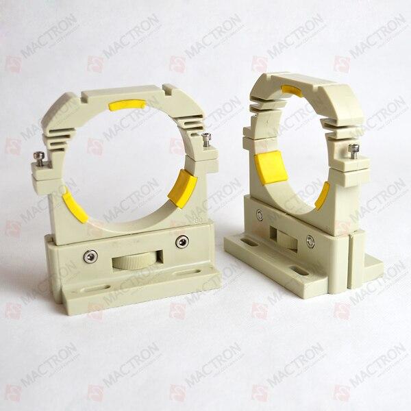 ФОТО 2pcs of Dia 80mm Laser Tube Frame  for  CO2 Laser Tube
