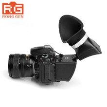 "MeiKe MK-VF2 Three""~Three.2"" LCD Display Viewfinder for Canon Nikon Fujifilm Olympus DSLR Cameras"