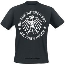 Men T shirt Bis zum bitteren Ende Die Toten Hosen fortnite funny t-shirt  novelty f757cba26d