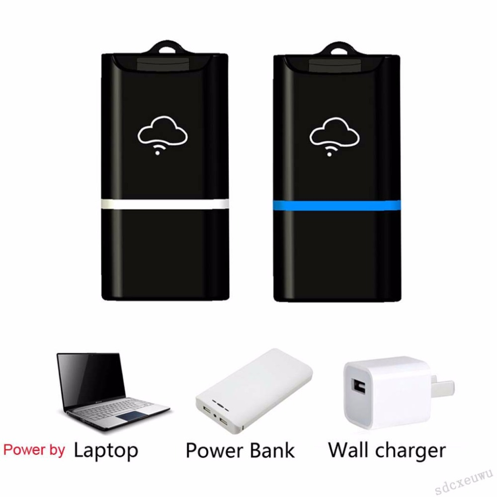 Usb2 0 Wireless Wifi Storage Flash Driver Tf Micro Sd Card Reader For Iphone Ipad Ios Windows Android Smart Phone Pc In Readers From Computer