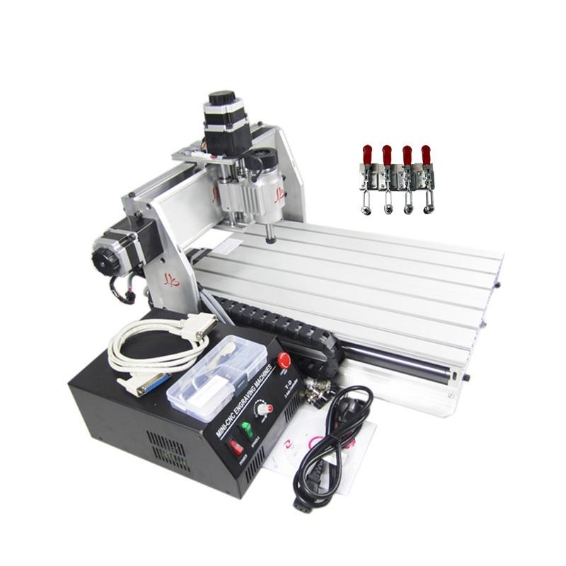4030 Mini CNC Router Engraver 3040Z-DQ hot sale mini cnc engraver cnc router aluminum
