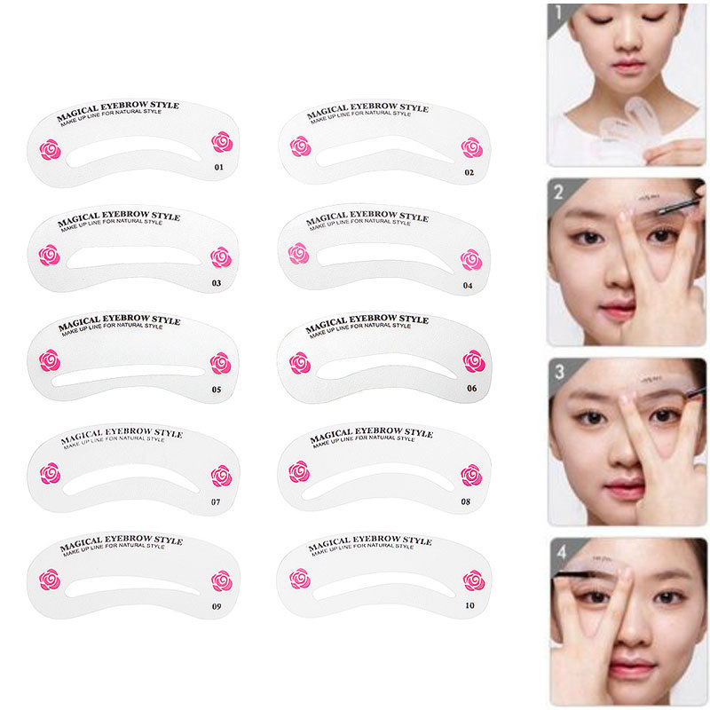 Buy Natural Eyebrow Shape And Get Free Shipping On Aliexpress